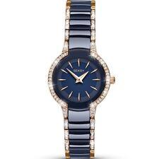 Sekonda Seksy Entice Ladies Blue Ceramic Bracelet Watch 2382
