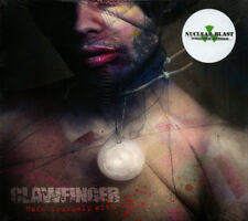 Clawfinger : Hate Yourself With Style CD Album Digipak (2015) ***NEW***