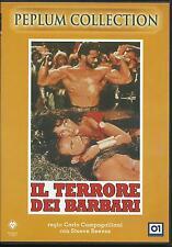 Il terrore dei Barbari (1959) DVD