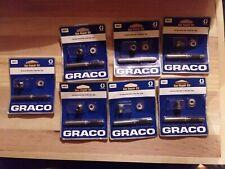 New listing Graco 235474 Spray Gun Repair Kit For Graco Silver Plus & Flex Plus Spray.