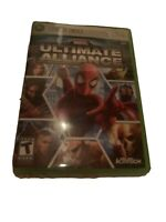 Xbox 360 marvel ultimate alliance and gears of war game lot