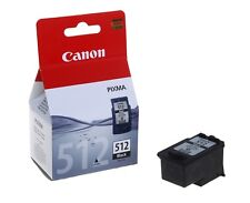 Original Genuine Canon PG512 Black Ink Cartridge For PIXMA MP272 Inkjet Printer
