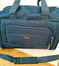 "Pierre Cardin Luggage Travel Bag W/shoulder Strap  Carry-On 18"""