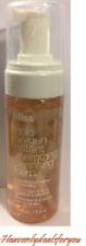 NEW sealed Bliss Triple Oxygen Instant Energizing Cleansing Foam 5fl.oz/148mL