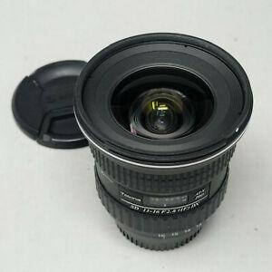 Tokina AT-X PRO SD 11-16mm f2.8 DX IF AF Lens for Nikon