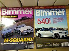 All 145 issues Bimmer Magazine 1998 - 2017 BMW