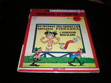 Dino Attanasio : Les mésaventures de Modeste et Pompon 2 EO 1980 couverte