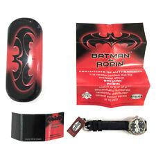 Fossil BATMAN & ROBIN 90s Special Edition Watch LI-1601 NEW IN BOX w/ Tag/Manual