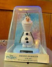 "Disney Frozen Christmas Olaf Solar Dancing 6"" Bobble Head"