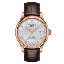 Tissot T006.407.36.033.00 Le Locle Automatic Silver Dial Men's Watch