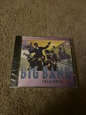 Big Band Treasures Live by Smithsonian Jazz Masterworks Orchestra Cd New