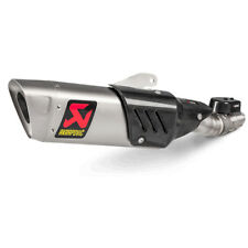 Akrapovic Yamaha YZF-R6 2017 Slip-On Exhaust