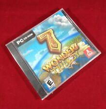 ATARI 7 Wonders Trilogy PC CD-ROM Game - New and Sealed