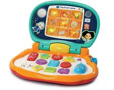 Vtech MOON & ME BABY'S LAPTOP Toys Games Pre-School BNIP