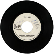 """THE AVONS  """"TONIGHT KISS YOUR BABY GOODBYE""""   DEMO  NORTHERN SOUL"""