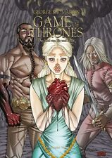 GAME OF THRONES 3 DELUXE-VARIANT-HC +signed Artprint GEORGE R.R.MARTIN lim.99 Ex