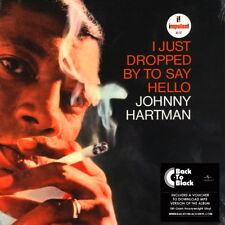 JOHNNY HARTMAN - I JUST DROPPED BY TO SAY HELLO (180g Audiophile LP | VINYL)