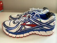 NEW Brooks Adrenaline GTS 16 London Limited Edition Men's Running Shoes - Sz 9