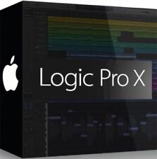 Logic Pro X 10.3.3 - Full Version (Apple) -Authorised Seller- Guarantee Included