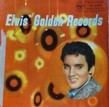 Elvis Presley - Elvis' Golden Records.1958 UK Mono 1st Press.LP. RB-16069.VG-VG-