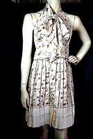 original MARC JACOBS Designer Kleid dress robe NEU XS 32 neu 995€ NEW 100% Seide
