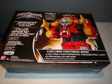 POWER RANGERS LION FIRE FORTRESS ZORD NINJA STEEL - BIGGEST ZORD 50'' TOYSRUS