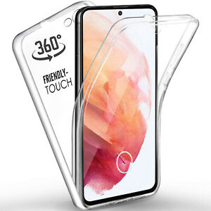 Shockproof 360 Full Body Case For Samsung A12 A03S A22 A52 A02S A21S S20 FE S21