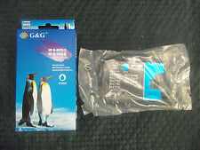 OPC G & G NP-B-0075C NP-B-1240C Cyan Unopenned Ink Cartridge Brother
