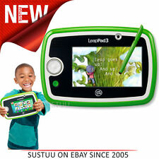 Leap Frog LeapPad 3│Kid's Tablet With Wi-Fi,4GB memory & 10 apps│For 3-9 years