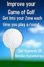 Golf Self Hypnosis CD - Narellan Hypnotherapy