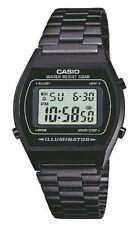 Casio B-640WB-1A Orologio Vintage, Lampeggio Display, Crono Timer, Sveglia, 50m