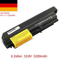 "Notebook Akku für Lenovo IBM Thinkpad T400 R400 14.1"" Widescreen R61 T61p Batter"