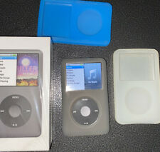 Apple iPod classic 160gb Black With Original Box