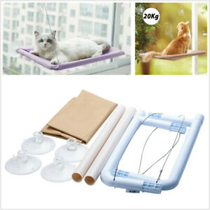 Home Windows Hanging Bed Cute Pet Cat Hammock Comfortable Sunny Kitty Seat Bed