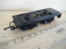TRIANG TC DAVY CROCKETT TENDER BASE WHEELS COUPLINGS  wild west transcontinental