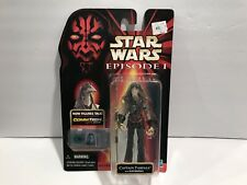 Star Wars Episode I Captain Tarpals Comm Tech Action Figures Toys 1998 Hasbro