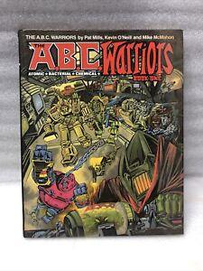 The ABC Warriors, Book One/1 (2000 AD Titan hardback) Pat Mills, Kevin O'Neill