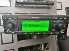 VDO DAYTON MC4300 Radio CD MP3 Player Receptor Sat Nav Navegación posterior AUX In VW