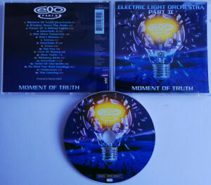"""Electric Light Orchestra Part II """"Moment Of Truth"""" 1994"""