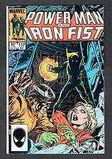 Power Man and Iron Fist #117 Marvel Comics Copper 1985 VF/NM Defenders Netflix