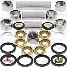 All Balls Rodamientos de Vinculación Brazo de Oscilación & Kit De Juntas Para Honda CR 250R 2007 Motox