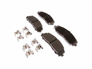 Front AC Delco Brake Pad Set fits Ram C/V 2012-2015 55SSYN