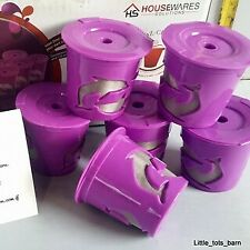 LTB: LOT6 FROZ-CUP K-CUPS COFFEE BREWER REUSABLE FILTER