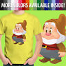 Snow White and Seven Dwarfs Happy Disney Cute Cool Unisex Kids Tee Youth T-Shirt