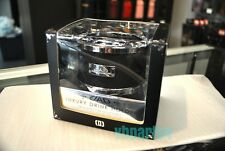 JDM Garson DAD VIP Drink Table Cup Holder Type MONOGRAM Black Universal