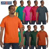 Jerzees Heavyweight Men's Blend 50/50 Short Sleeves T-Shirt Mens R-29M