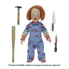 Chucky Clothed Action Figure Retro Doll Child's Play NECA 14cm