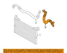 BMW OEM 08-10 528i 3.0L-L6 Oil Cooler-Outlet Pipe 17227560980