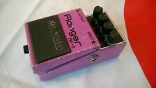 BOSS BF-2 FLANGER EFFECTS PEDAL JAPAN BLACK LABEL BF2