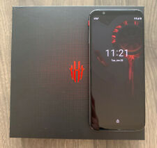Nubia ZTE Red Magic 3s Gaming Phone Global GSM Unlocked With Extras 8ram/128stor